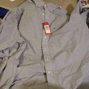 Men's 3XLT dress/sport shirt